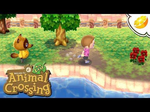 Animal Crossing: New Leaf | Citra Emulator Canary 439 (GPU Shaders, Full Speed!) 1080p Nintendo 3DS