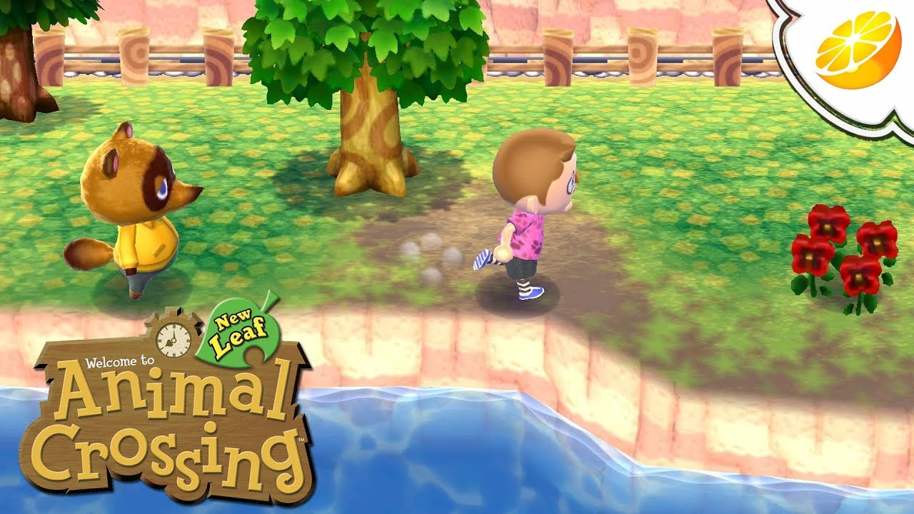 animal crossing new leaf free download for android