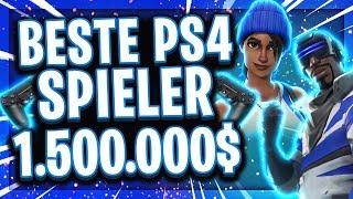 🏆🎮😱BESTE PS4 SPIELER DER WELT?! | Tilted Towers Duell 1,5Mio $ Preisgeld | Nickmercs vs Aydan