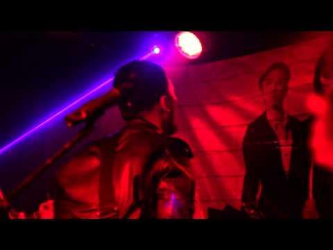 Noisy Crush - Angkuh ( Live at Cowboy Bar,Kota Kinabalu  #The Jespers Bangkit Tour 2014)