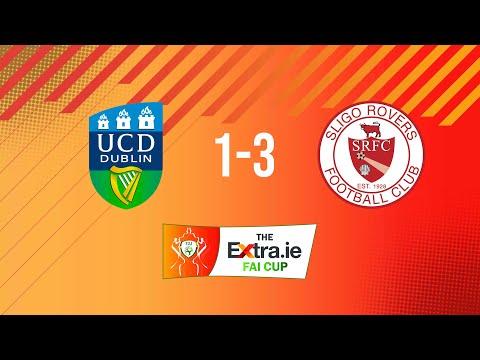 UC Dublin Sligo Rovers Goals And Highlights