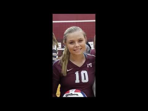Jenna Salger #10 Red Bud High School  draft