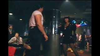 Синтия Ротрок - разборки в клубе