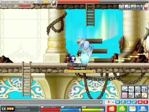 how to get to lake of oblivion maplestory