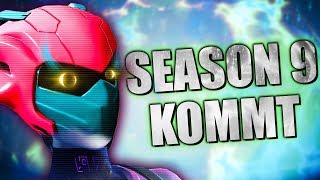 SEASON 9 Teaser COMES 😱 Skins, Theme, Battle Pass Infos | Fortnite Live English