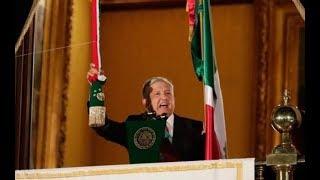 Así fue el histórico grito de Independencia de México de AMLO - ¡Sí se pudo!, ¡No estás solo!