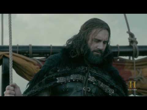 Vikings (4x17) - Rollo Goes Back To Frankia [Season 4B Official Scene] [HD]