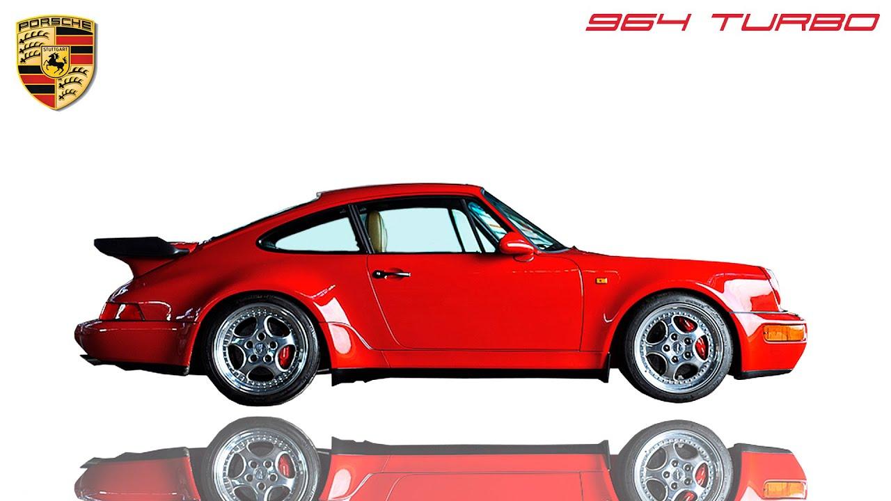 ⛐֍ ᴴᴰ ✭✭✭✭✰✰1990 Porsche 911 Turbo » 964   sport cars