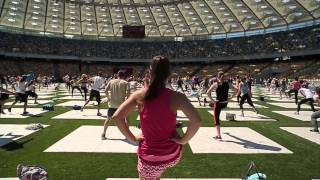 Фитнес программа Рывок - Рекорд Украины #2
