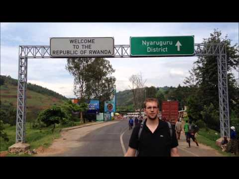 Border Between Rwanda and Burundi
