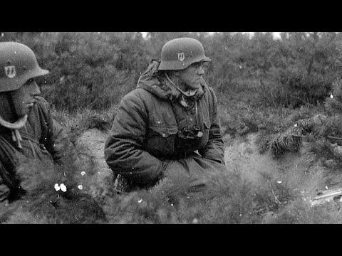 Eastern Front 1941-1945 Panzergrenadiers In Action (assault Teams) фронт/штурмовые группы/война