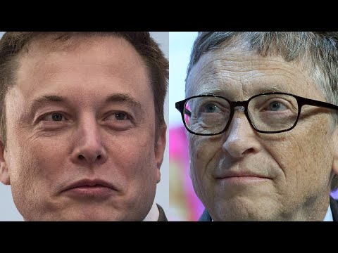You Wouldn't Confuse Elon Musk With Steve Jobs, Says Bill Gates