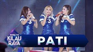 Goyangan Maut ala Trio Macan Bikin Cetar! [Suka Sama Kamu] - Road to Kilau Raya (20/4)