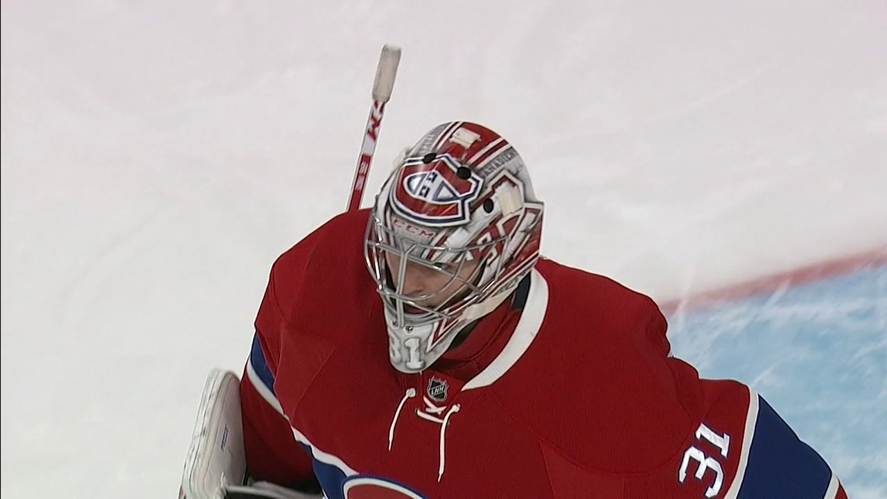 Carey Price Shows Again Why He S Best Goalie In The World Toronto Sun