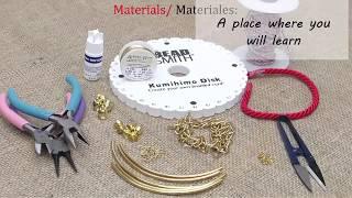 DIY Queen Tassle Necklace