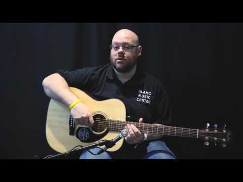 Fender CC-60S & CC-60SCE Demo & Review