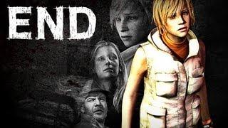 Silent Hill 3 - ENDING / FINAL BOSS - Gameplay Walkthrough Part 23