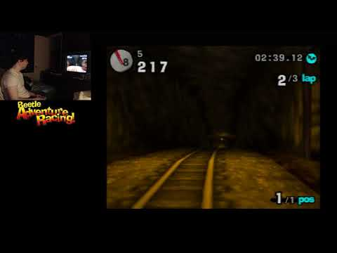 Beetle Adventure Racing! - Coventry Cove - 4:40.03 by meauxdal