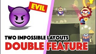 King of Thieves - Base 72 DOUBLE FEATURE impossible jumps