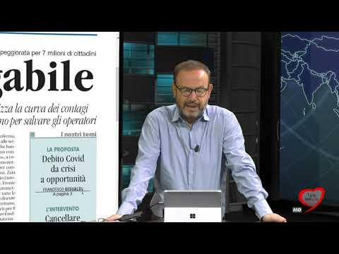 I giornali in edicola - la rassegna stampa 24/11/2020