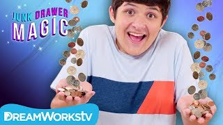 Money Multiplier Trick I JUNK DRAWER MAGIC