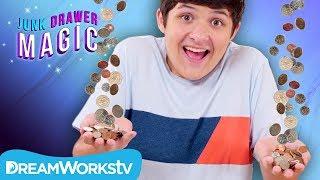 Money Multiplier Trick I JUNK DRAWER MAGIC