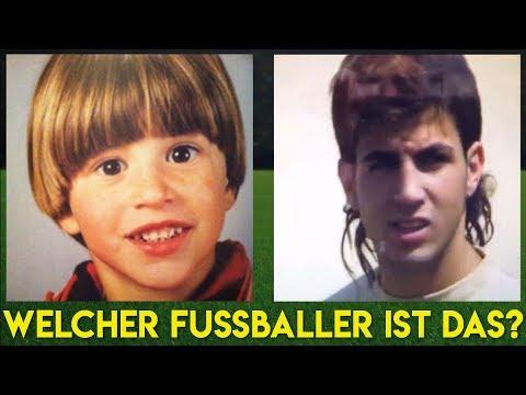 Erkennst Du Diese Fussballstars Als Kinder Fussball Quiz 2018