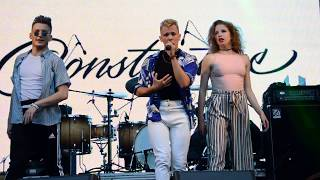 NEW! Constantine – Хвоя –  live @ День молодежи – Житомир, 24.06.2017