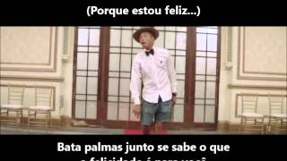 Baixar - Pharrell Williams Happy Legendado Do Filme Meu Malvado Favorito 2 Grátis