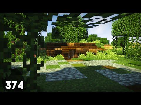 Minecraft Building w/ BdoubleO :: Sunken Swamp House! :: ep 374