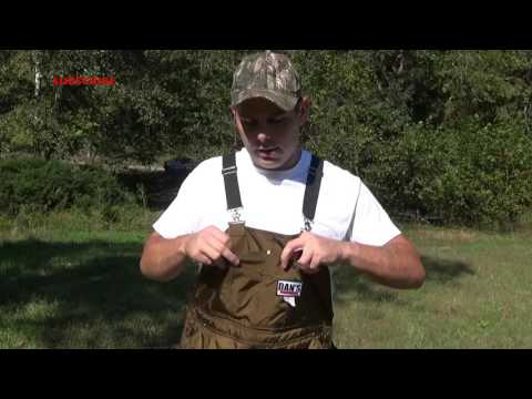 Dan's Insulated Briar Fighter Bibs