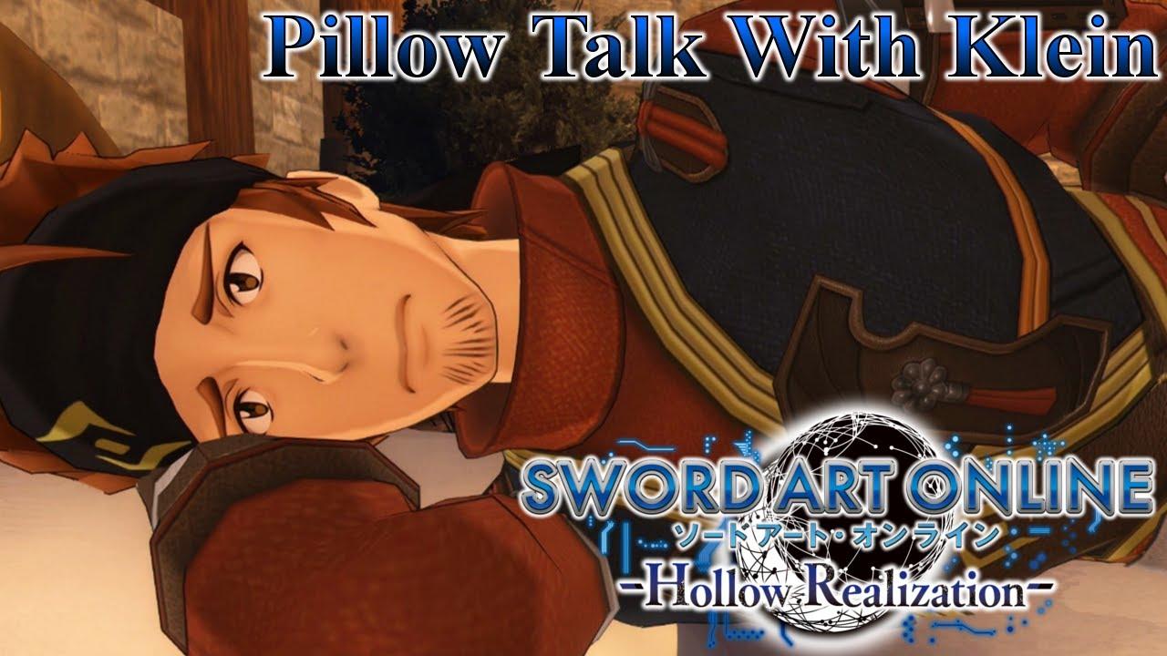 Sword art online hollow realization dating guide