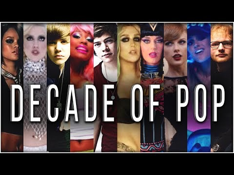 DECADE OF POP | The Megamix (2008-2018) // by Adamusic