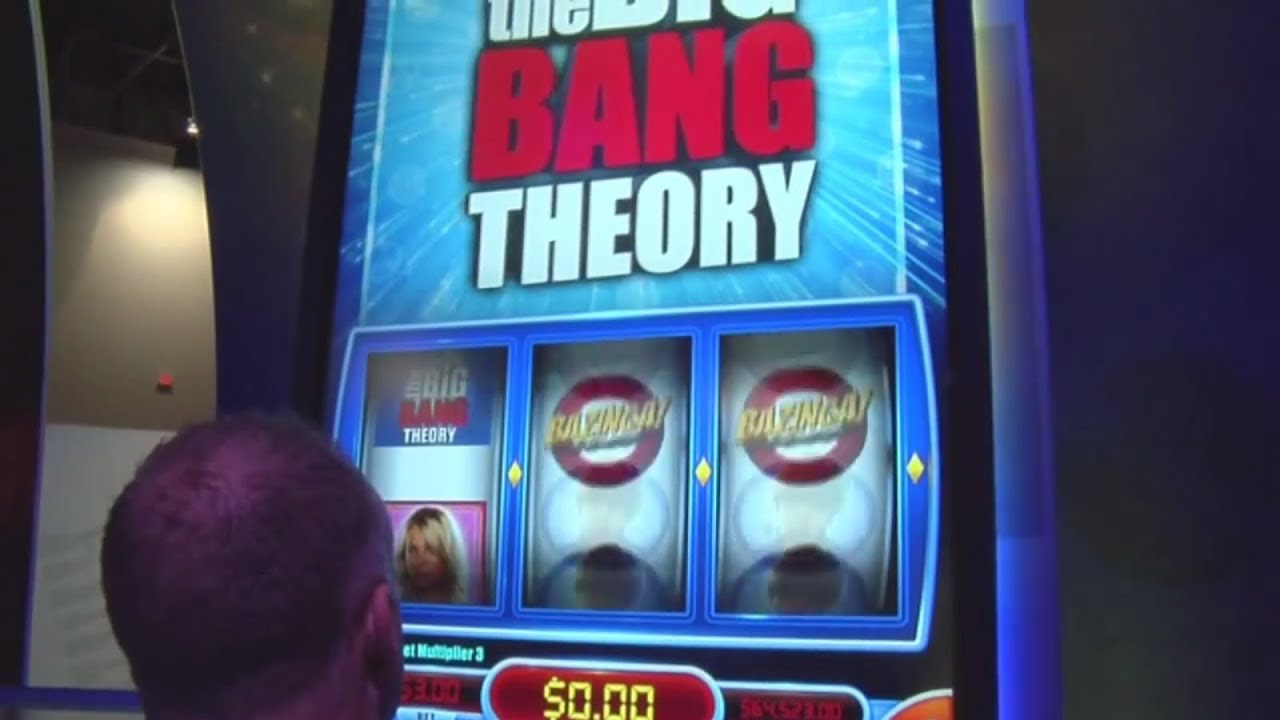 Big bang theory online slots can you win real money on facebook slots