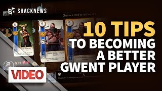 10 Tips To Become a Better Gwent Player
