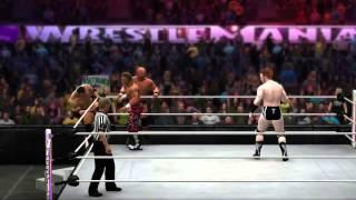 WWE Summerslam 2014 Full Show HQ (Part 2)