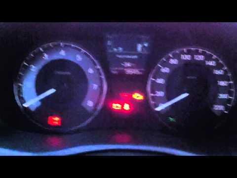 Холодный старт Hyundai Solaris 1.6 30 cold start