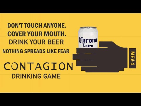 Contagion Drinking Game - Coronavirus Things to Do from YouTube · Duration:  3 minutes 14 seconds