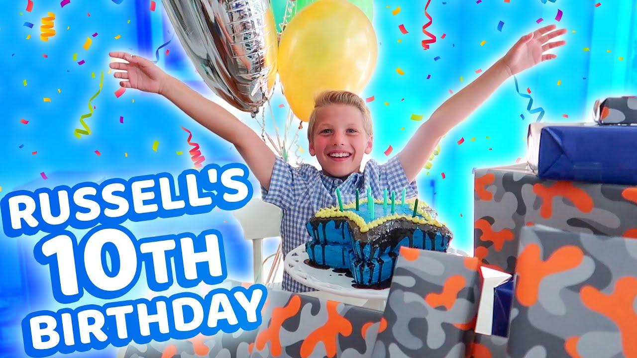🎉Happy Birthday Russell!