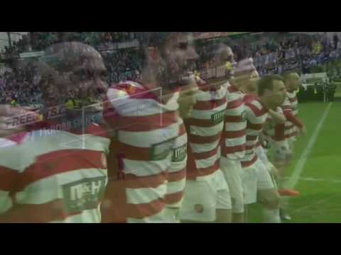 Accies promotion with Titanic music