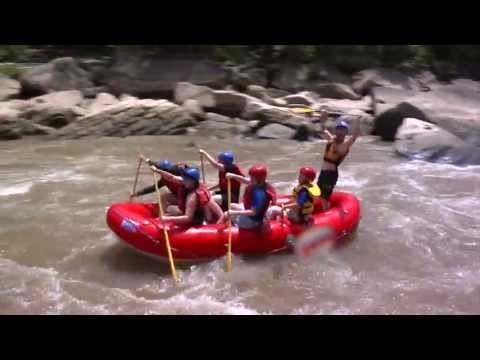 Celebrate Kentucky- Cumberland River Rafting
