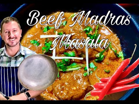 Beef Madras Masala Perfect For The Pressure Slow Cooker Al S Kitchen