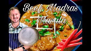 Beef Madras Masala. Perfect for the SLOW COOKER - Al's Kitchen