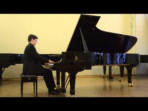 Markiyan Popil - nocturn cis-moll op. 27