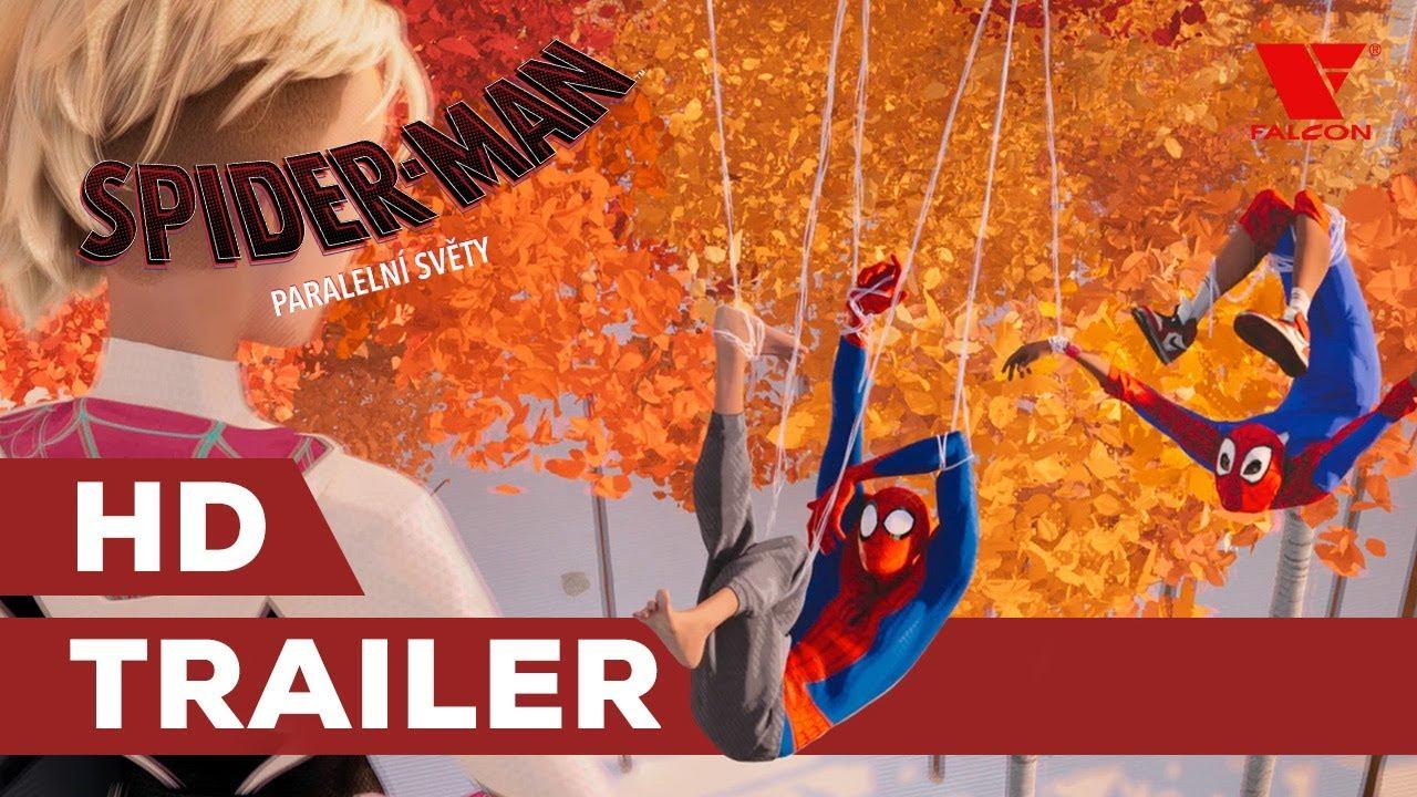 Spider-Man: Paralelní světy (2018) HD trailer #4 | CZ titulky