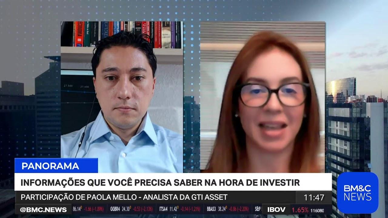 Paola Mello na BM&C News: Empresas de varejo andam de lado na alta da bolsa