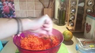 Рецепт морковки по-мароккански.