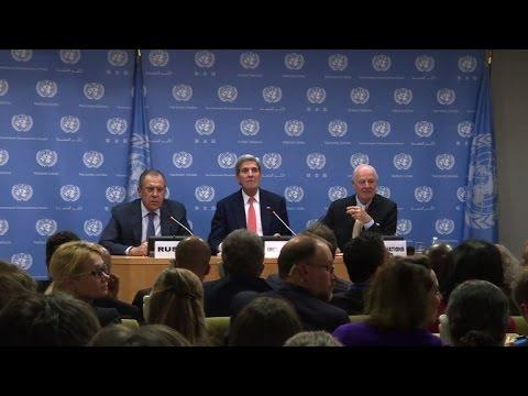 UN Security Council backs Syria peace plan