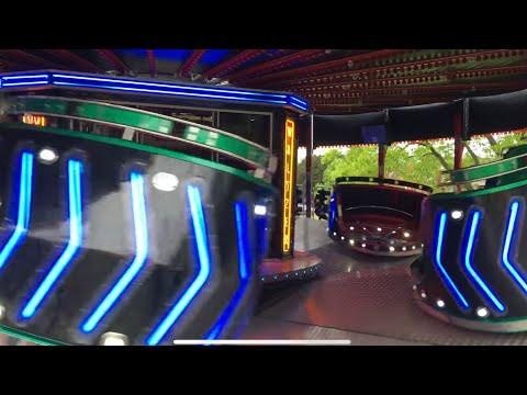 John Coneley's Fun Fair - Hartley Wintney Vlog May 2018
