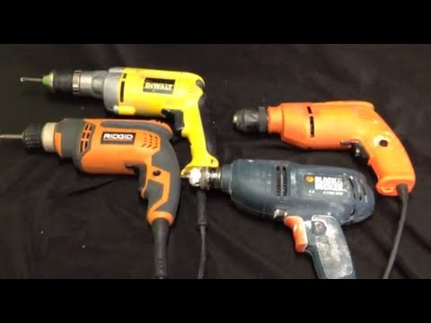 Power Drill Brand Comparison & Review